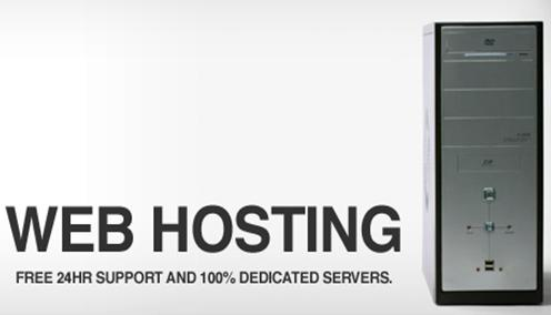 Website Hosting Services India